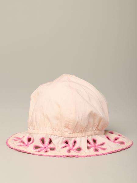 Stella Mccartney hat with carved flowers
