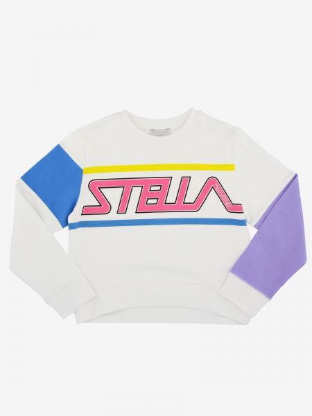 Stella Mccartney logo卫衣