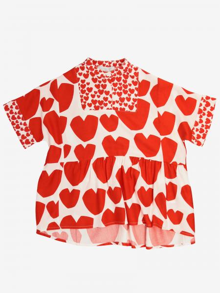 Stella Mccartney dress with all over hearts