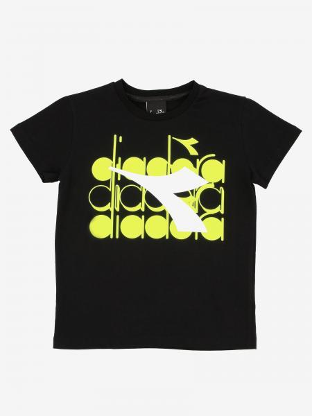 T-shirt Diadora con logo