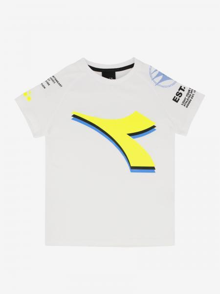 T-shirt Diadora a maniche corte con logo