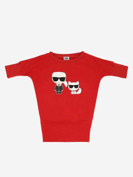 Dress kids Karl Lagerfeld Kids