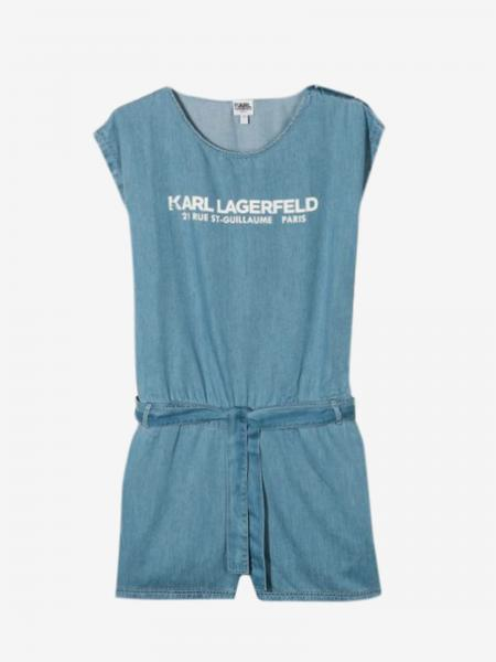 Karl Lagerfeld Kids suit with belt