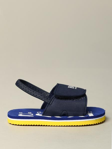 Hugo Boss sandal with logo