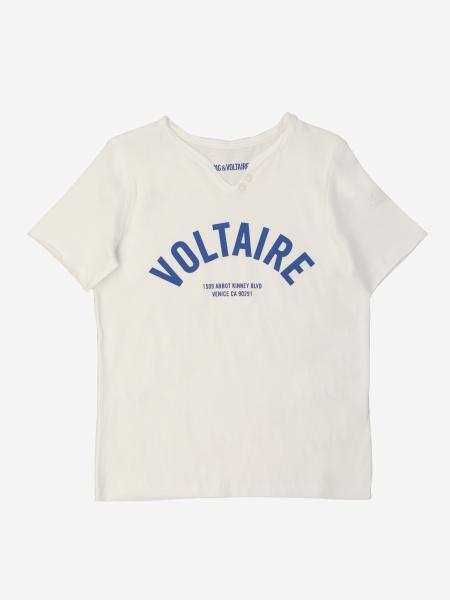T-shirt Zadig & Voltaire a maniche corte con logo