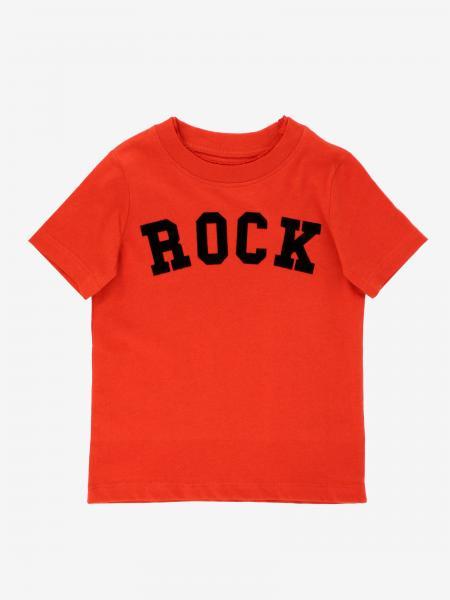 T-shirt Zadig & Voltaire con scritta rock