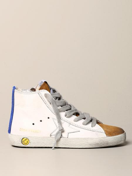 Golden Goose sneakers in leather and suede