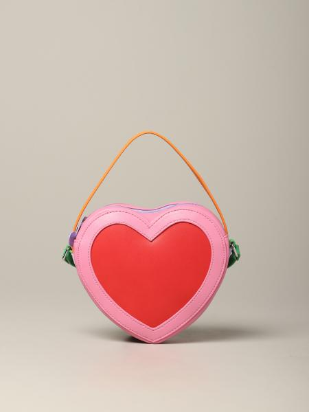 Stella McCartney heart-shaped bag
