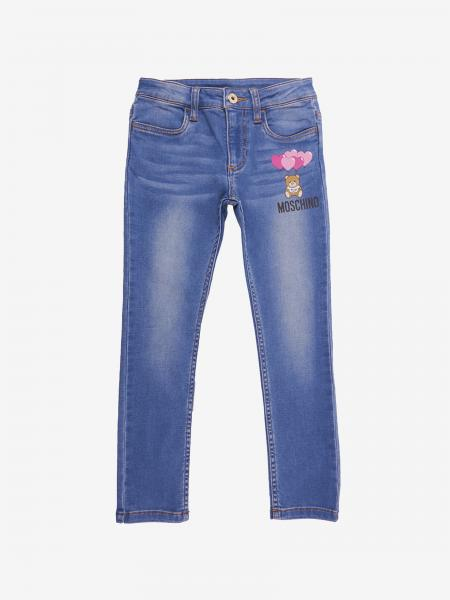 Jeans kids Moschino Kid
