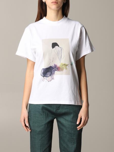 Camiseta mujer Tela