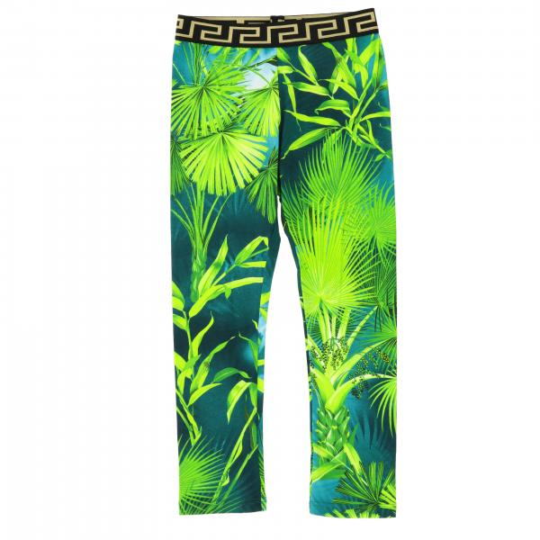 Trousers kids Versace Young