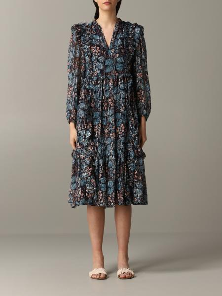 Ulla Johnson floral pattern dress