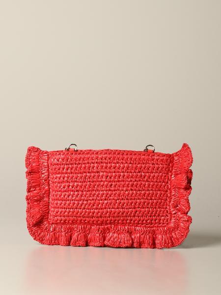 Clutch damen Red(v)