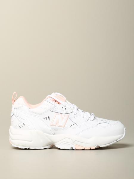 New Balance leather sneakers