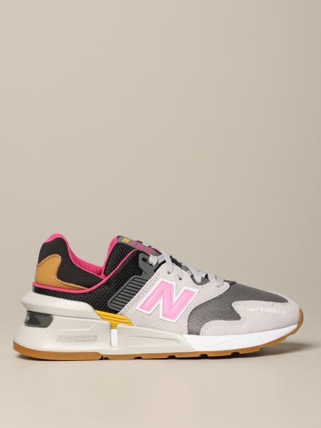 997 New Balance sneakers in mesh and suede