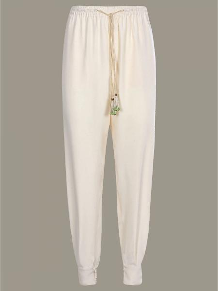 Etro women: Etro jogging trousers with tassels