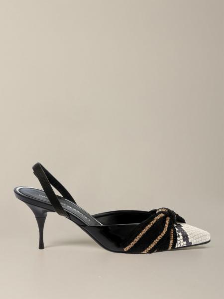 Heeled sandals women Ermanno Scervino