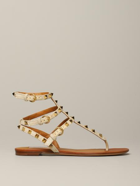 Heeled sandals women Valentino Garavani