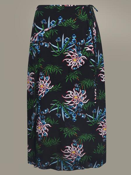 Kenzo: Kenzo patterned skirt