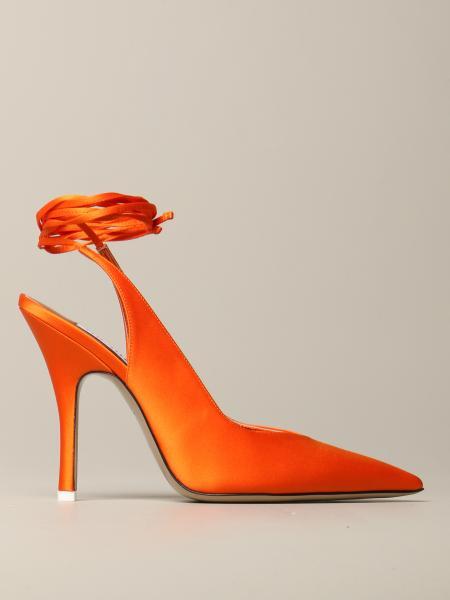 高跟单鞋 女士 Attico