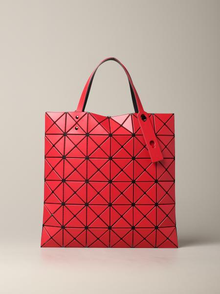 Bao Bao Issey Miyake tote bag with geometric pattern