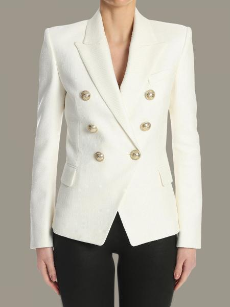 Balmain double-breasted jacket