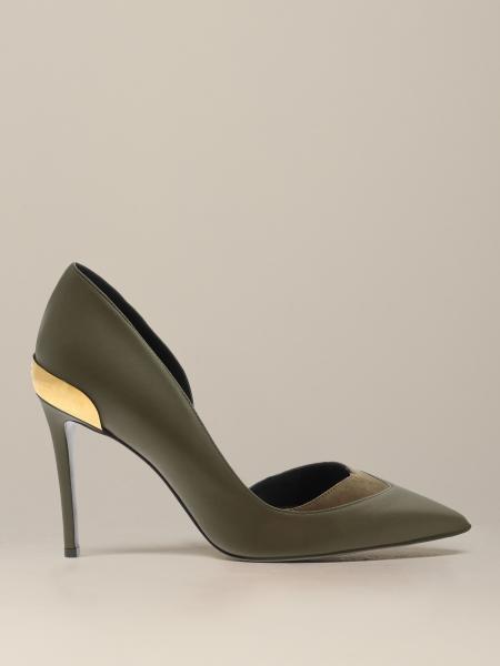 High heel shoes women Balmain