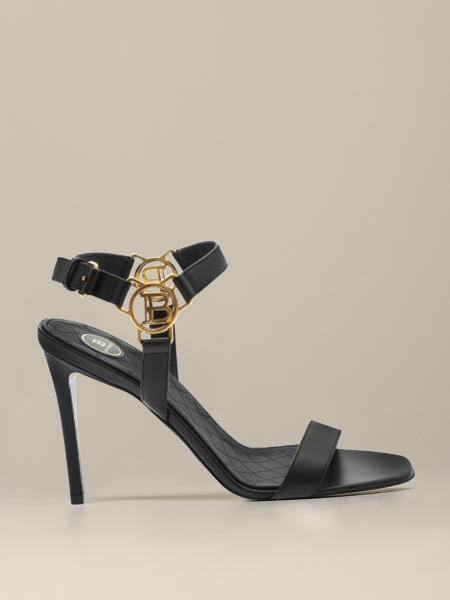 Heeled sandals women Balmain