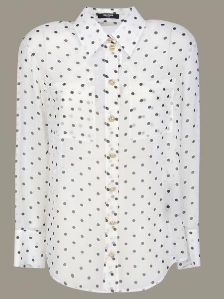 Рубашка Женское Balmain