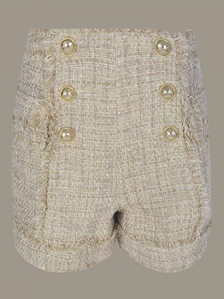 Pantaloncino donna Balmain