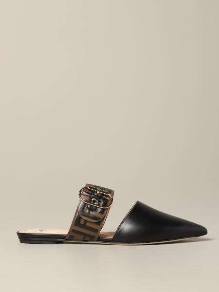 Zapatos de salón mujer Fendi