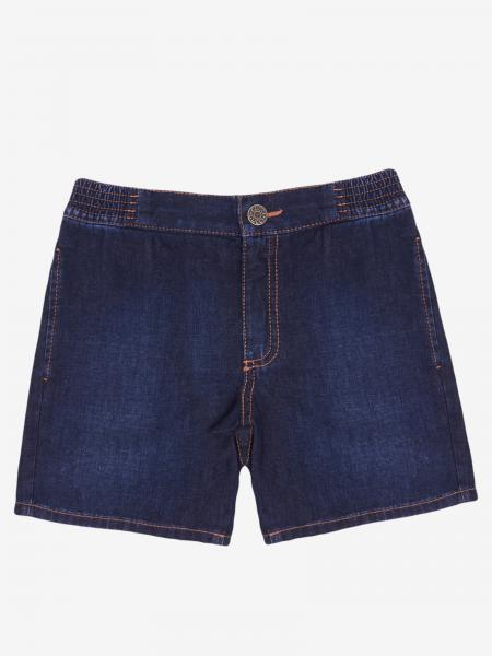 Short en jean Gucci