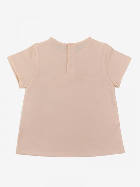 T-shirt Chloé a maniche corte con logo