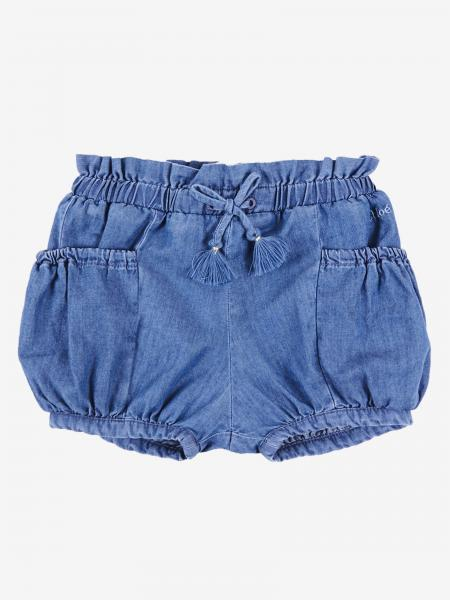 Chloé shorts with pockets