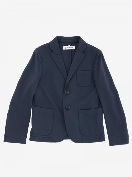 Single-breasted Dondup blazer with patch pockets