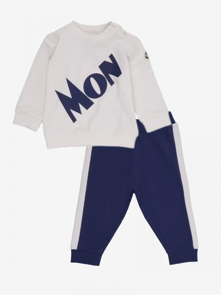 Moncler sweatshirt + jogging trousers set