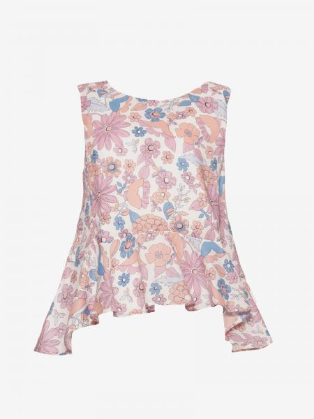 Floral patterned Chloé top