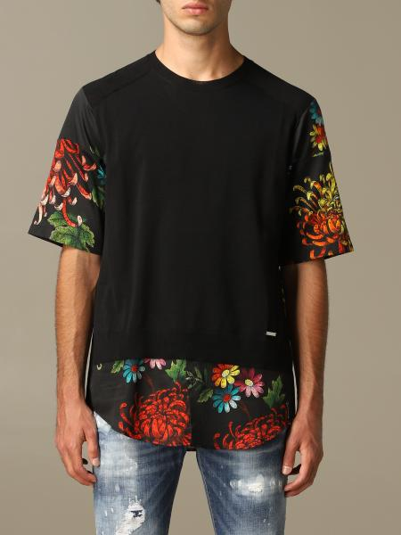 Pull homme Dsquared2
