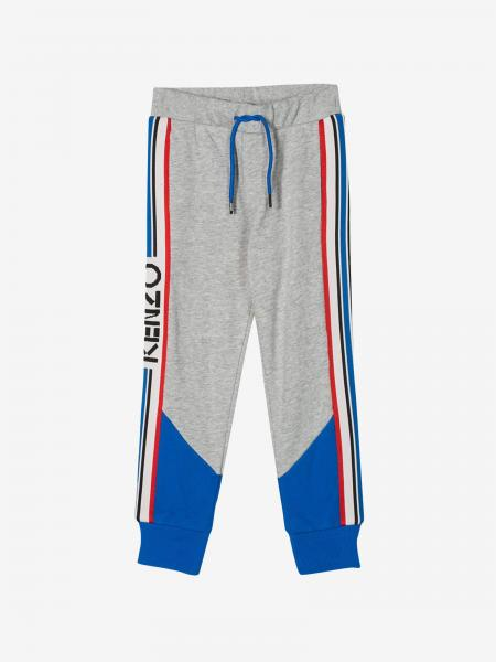 Kenzo Junior jogging trousers with drawstring
