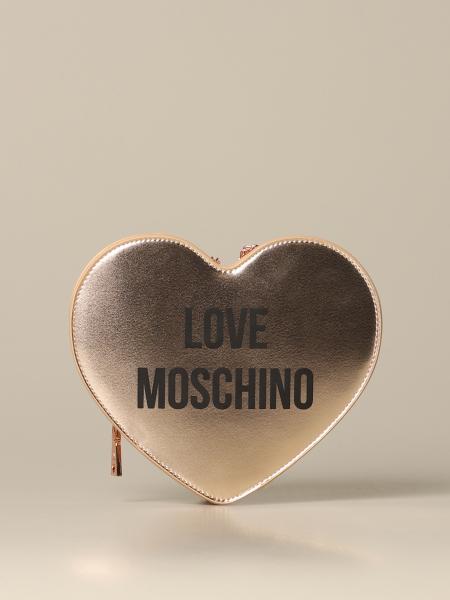 Shoulder bag women Love Moschino