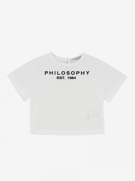外套 儿童 Philosophy Di Lorenzo Serafini