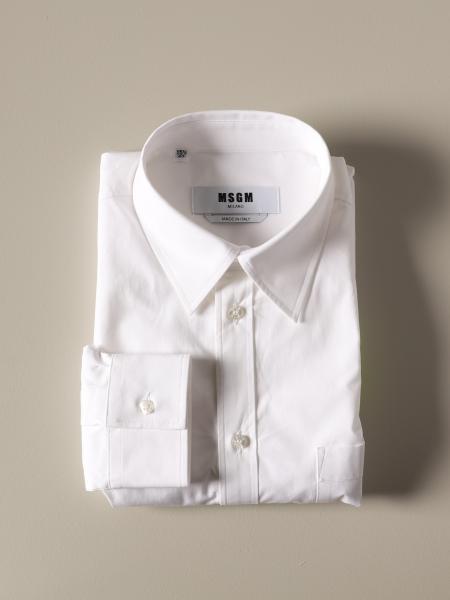 Shirt men Msgm