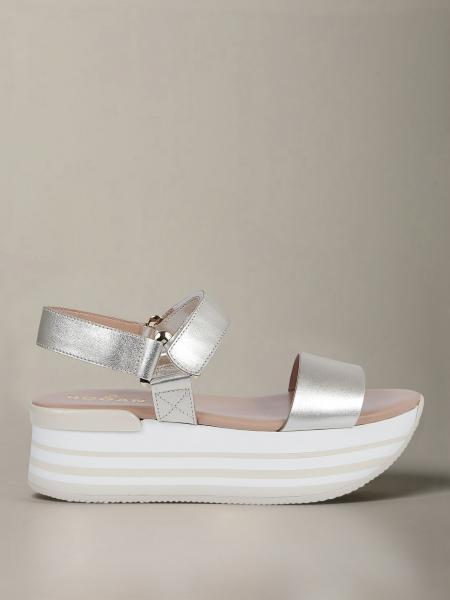 Flat sandals women Hogan