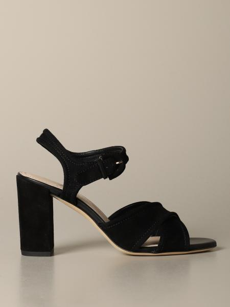 Heeled sandals women Tod's