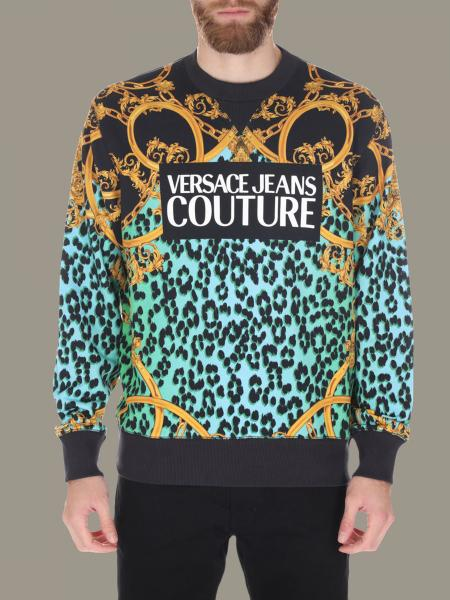 Sweatshirt men Versace Jeans