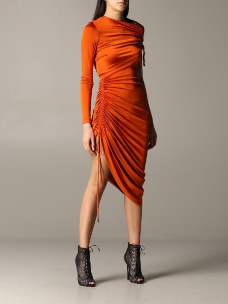 Monse draped dress