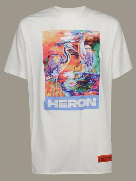 T-shirt homme Heron Preston