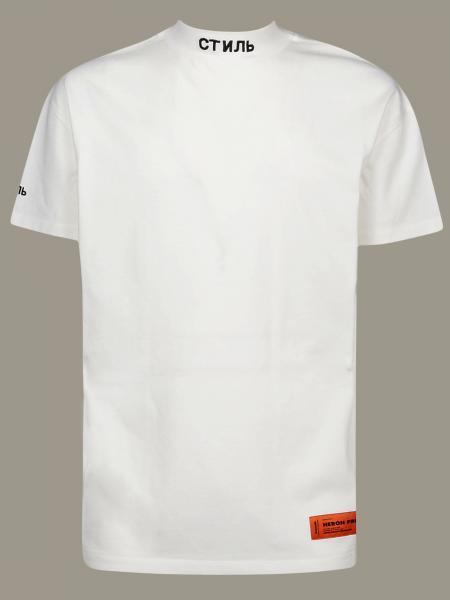 T恤 男士 Heron Preston