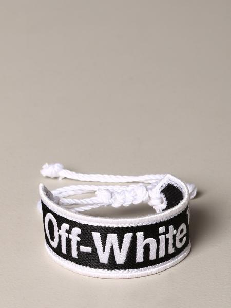 Off White bracelet with logo