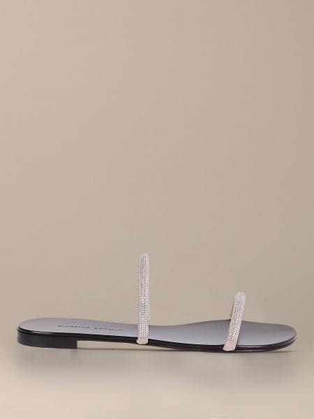 Обувь без каблука Женское Giuseppe Zanotti Design